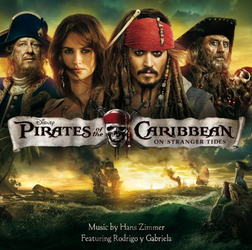 Zimmer , Hans - Pirates of the Caribbean: On Stranger Tides