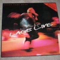 Lage , Klaus - Mit meinen Augen - Lage Live (Vinyl)