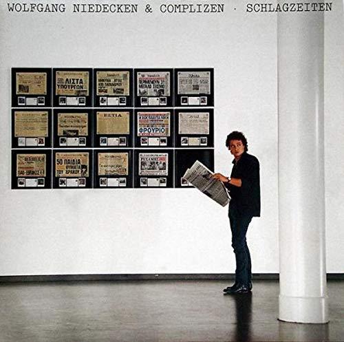 Wolfgang Niedecken & Complizen - Schlagzeiten (1987) [Vinyl LP]
