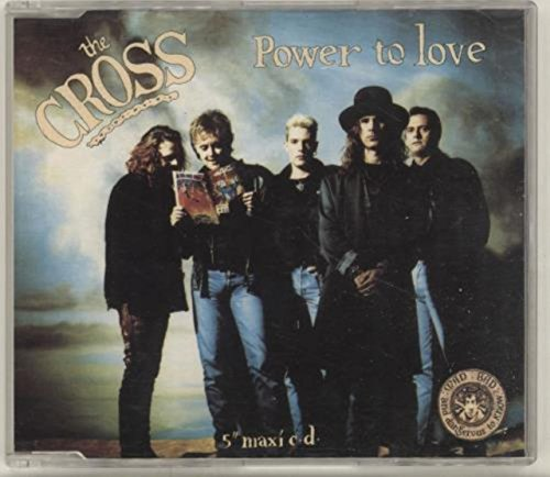 Cross , The - Power to Love (Maxi)