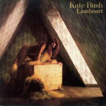 Bush , Kate - Lionheart (Vinyl)