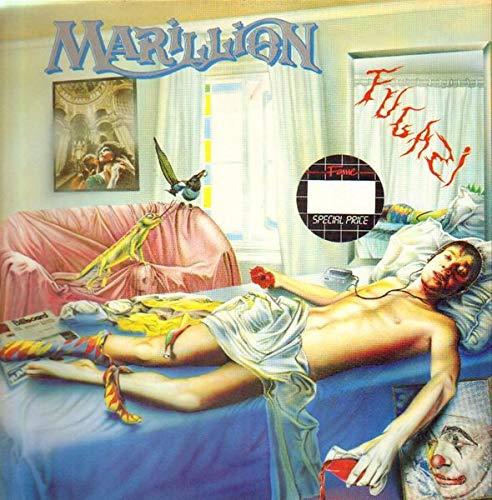 Marillion - Fugazi (1984) / Vinyl record [Vinyl-LP]