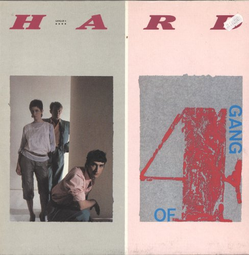 Gang Of Four - Hard (Vinyl)