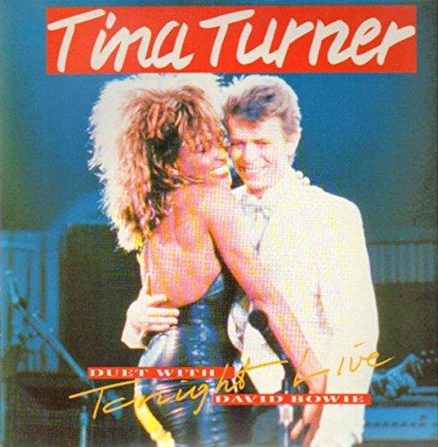Turner , Tina - Tonight (Live) (Duet With David Bowie) (45RPM) (12'') (Vinyl)