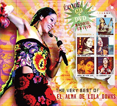 Lila Downs - The Very Best Of El Alma De Lila Downs (CD DVD)