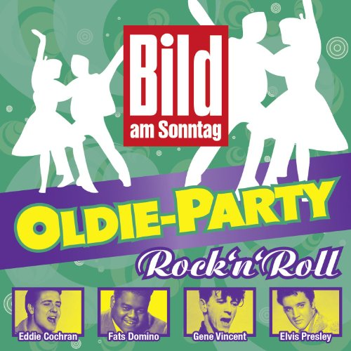 Sampler - Bild am Sonntag - Oldie-Party Rock 'n' Roll