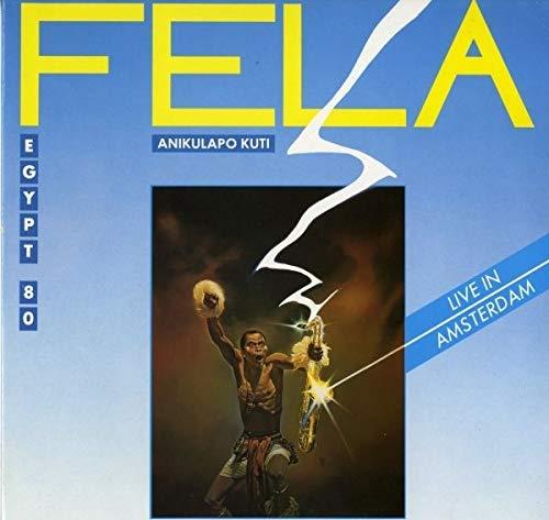 Kuti , Fela - Live In Amsterdam (Vinyl)