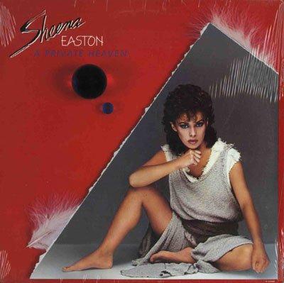 Easton , Sheena - A Private Heaven (Vinyl)