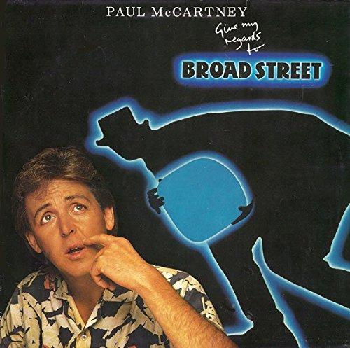 Paul McCartney - Give me regards to Broad Street (1984) [Vinyl LP]