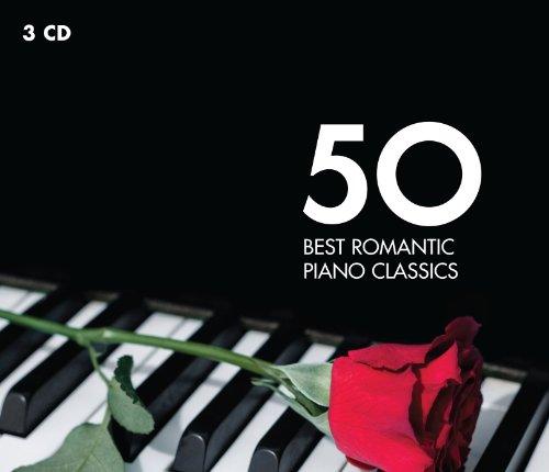 Sampler - 50 Best Romantic Piano Classics