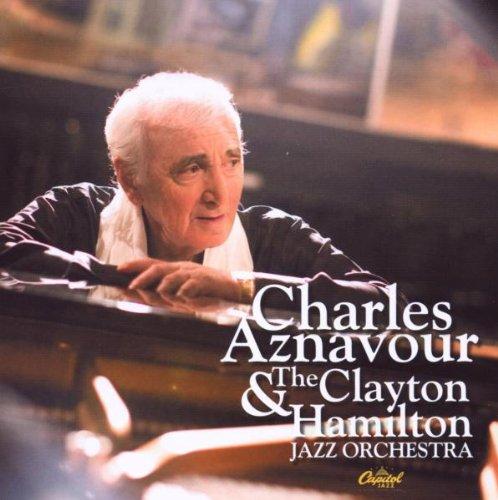 Aznavour , Charles & Clayton Hamilton Jazz Orchest - o. Titel