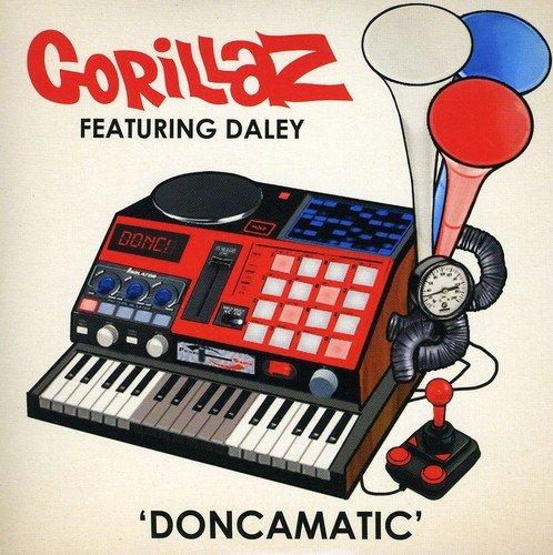 Gorillaz - Doncamatic (Maxi)
