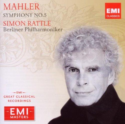Mahler , Gustav - Symphony No. 5 (Rattle, BP)