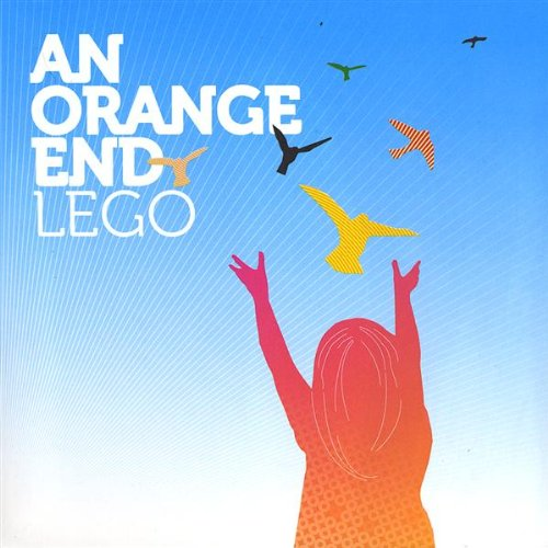 Orange End - Lego