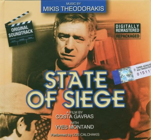 Theodorakis , Mikis - State Of Siege (Remastered   Repackaged)