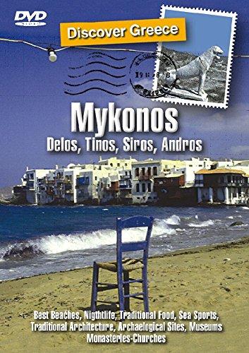 DVD - Discover Greece - Mykonos / Delos / Tinos / Siros / Andros
