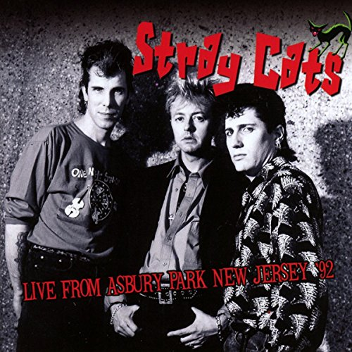 Stray Cats - Live from Asbury Park New Jersey 92