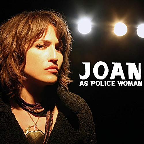 Joan as Police Woman - Real Life (Crystal Clear) (Vinyl)