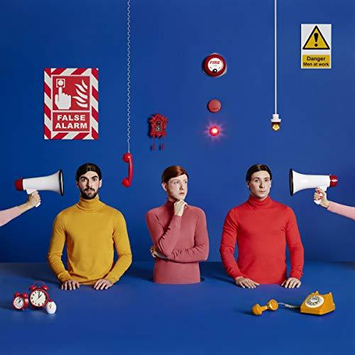 Two Door Cinema Club - False Alarm (Limited Edition) (Red) (Vinyl)