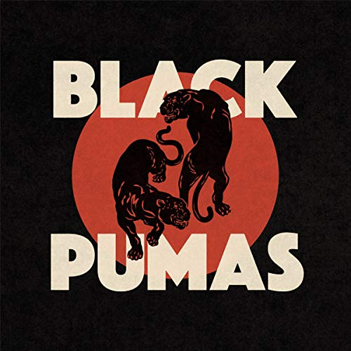 Black Pumas - Black Pumas (Lp,Coloured) [Vinyl LP]