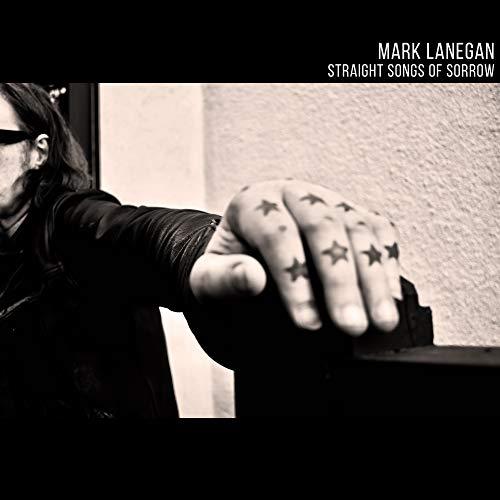 Lanegan , Mark - Straight Songs Of Sorrow (Limited Edition) (Crystal Clear) (Vinyl)