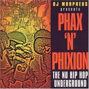DJ Morpheus - Phax 'n phixion