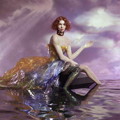 Sophie - Oil Of Every Pearl's Un-Insides (Red) (Vinyl)