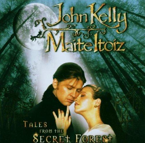 Kelly , John & Itoiz , Maite - Tales from the Secret Forest