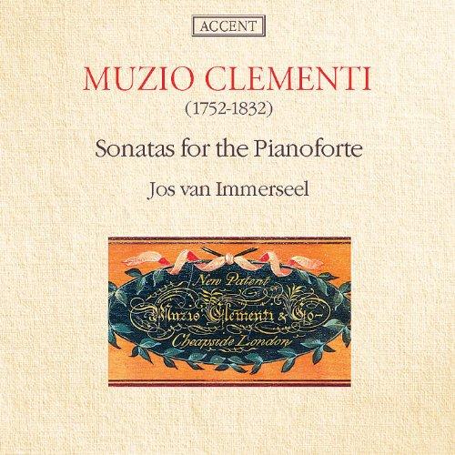 Clementi , Muzio - Sonatas for the pianoforte