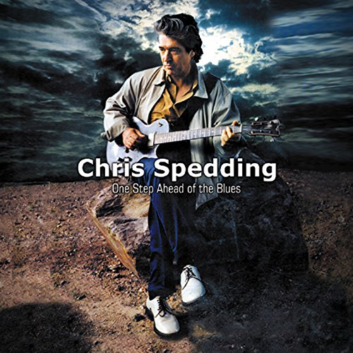 Spedding , Chris - One Step Ahead of the Blues