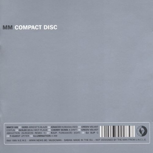 Sampler - Mm Compact Disc