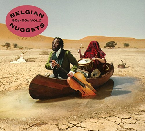 Sampler - Belgian Nuggets 90s-00s Vol. 2