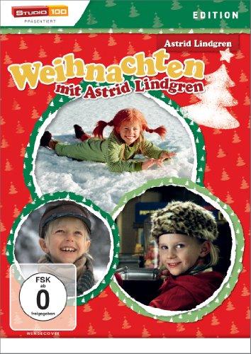 DVD - Weihnachten mit Astrid Lindgren