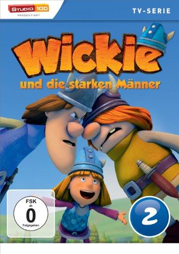 DVD - Wickie und die starken Männer - DVD 2