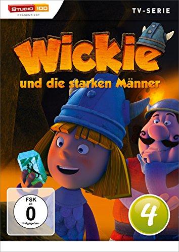 DVD - Wickie und die starken Männer 4