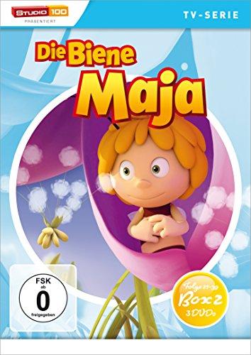 DVD - Die Bienie Maja Box 2 (Folge 21 - 39)