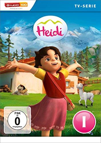 DVD - Heidi 1