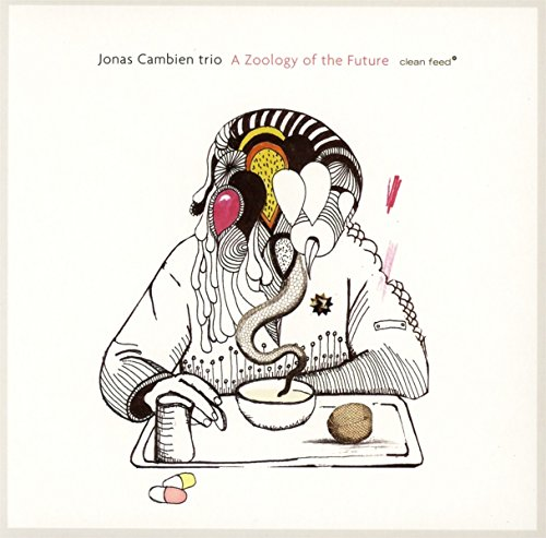 Jonas Trio Cambien - A Zoology of the Future