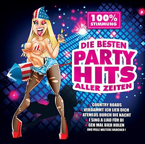Sampler - Die besten Party Hits aller Zeiten
