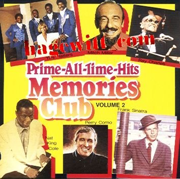 Sampler - Memories Club 2 - Prime-All-Time-Hits