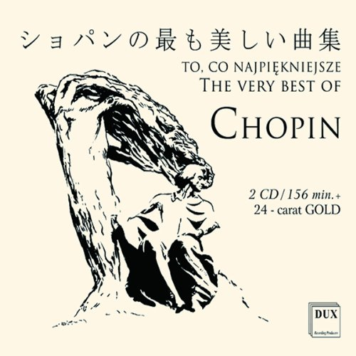Sampler - The Very Best Of CHOPIN (24 KT Gold)