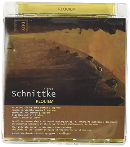 Schnittke , Alfred - Requiem (Oles-Blacha, Korybalska, Kuk, Maroszek, Sutowicz, Stasiowska-Chrobak)