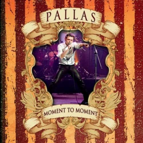 Pallas - Moment to Moment (Ltd.1000 Copies)