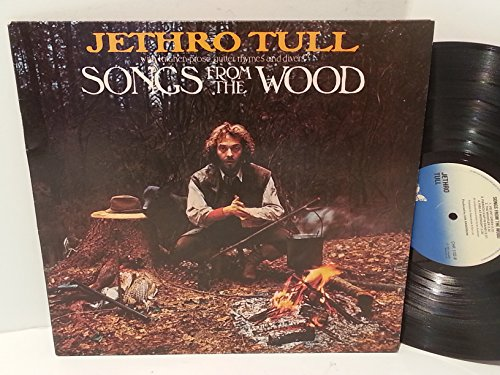 Jethro Tull - Songs From The Wood (Vinyl)