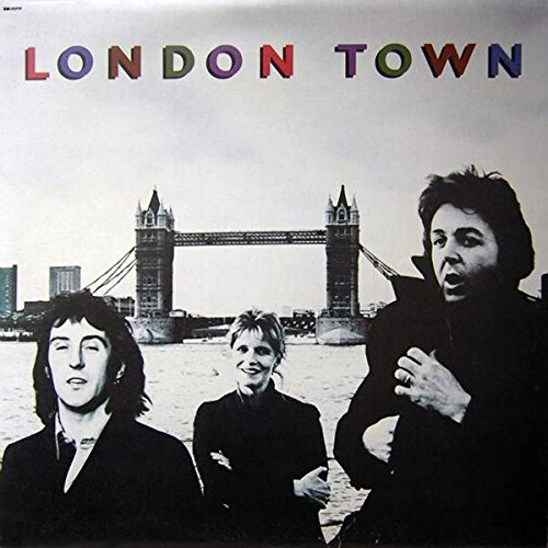 Wings - London Town (Vinyl)