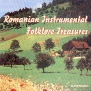 Sampler - Romanian Instrumental Folklore Treasures