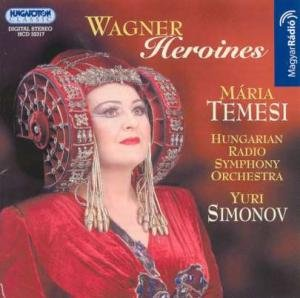 Temesi , Maria - Wagner Heroines (Simonov)