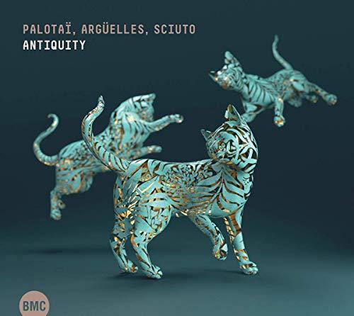 Palotai , Csaba / Sciuto , Remi / Argüelles , Steve - Antiquity