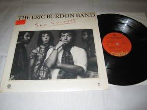 Burdon , Eric - Sun Secrets (74) (Vinyl)