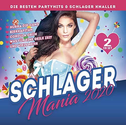 Sampler - Schlager Mania 2020